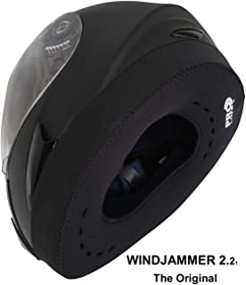 motorcycle helmet noise reduction