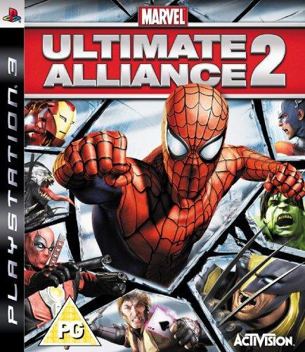 Marvel Ultimate Alliance 2 Ps3 Uk