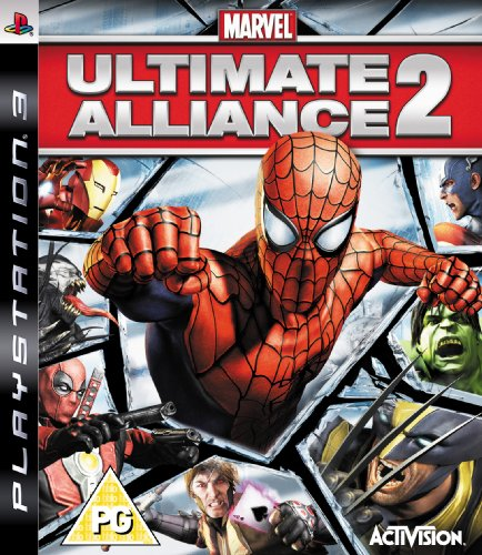Marvel Ultimate Alliance 2 Ps3 Uk