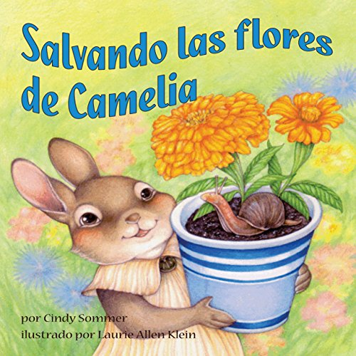 Salvando las flores de Camelia [Saving Kate's Flowers] copertina