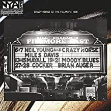 Live At The Fillmore East 1970: Special Edition CD+DVD Combo-Pak By Neil Young (2006-11-13)