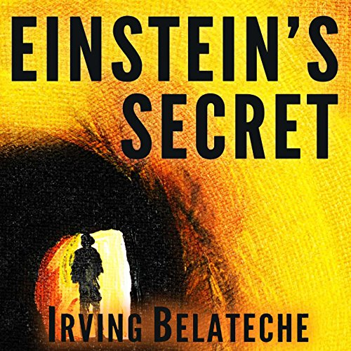 Einstein's Secret audiobook cover art
