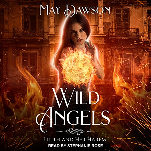 Wild Angels: A Reverse Harem Paranormal Romance audiobook cover art