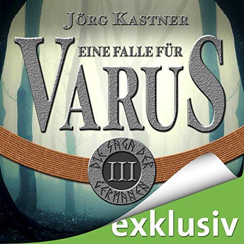 Eine Falle für Varus (Die Saga der Germanen 3) Titelbild