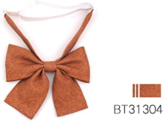 Yener Ladies Bowtie Casual Bow Tie para Mujer Uniforme Collar Butterfly Bow Nudo Adult Bow Ties Cravat Niños Bowties Shirt Neck, BT31304