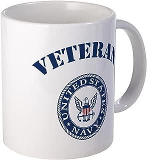 CafePress U. S. Navy Veteran Unique Coffee Mug, Coffee Cup