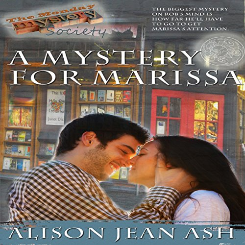A Mystery for Marissa audiobook cover art