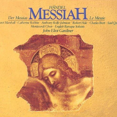 English Baroque Soloists, The Monteverdi Choir, John Eliot Gardiner & George Frideric Handel