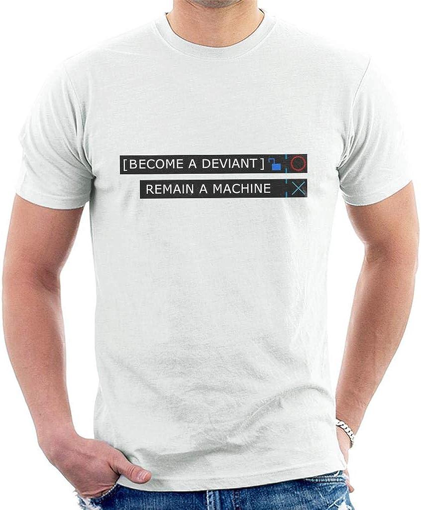 Cloud City 7 Detroit Become Human Men's T-Shirt