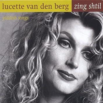 Zing Shtil/ Yiddish Songs
