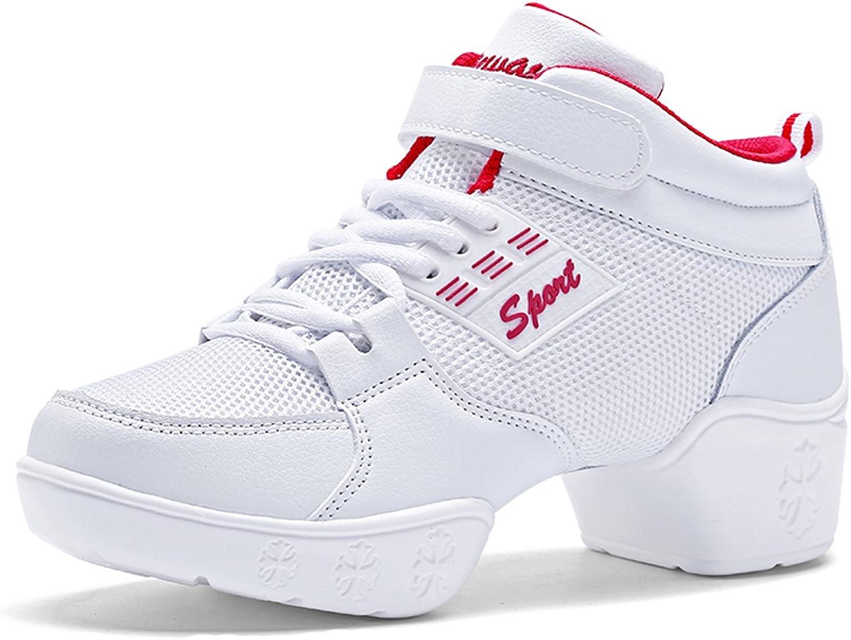 D2C Beauty Women's Jazz Modern Dance shoes Sports Fitness Sneakers