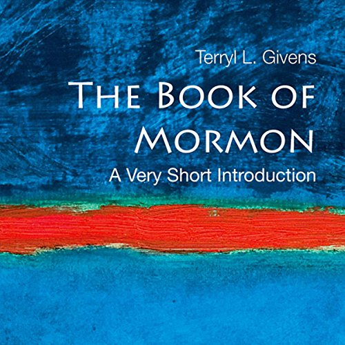 The Book of Mormon: A Very Short Introduction audiobook cover art