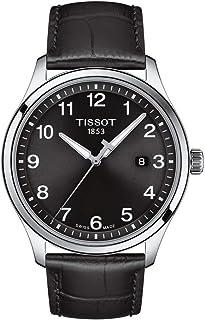 Tissot mens Tissot Gent XL Stainless Steel Casual Watch Black T1164101605700