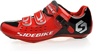 SIDEBIKE Zapatillas de MTB - Zapatillas Unisex Suelas de