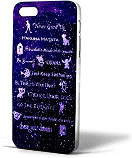 Disney Lessons Learned Iphone Case (iphone 5/5s white)