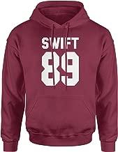 Expression Tees Swift 89 Birth YearUnisex Adult Hoodie