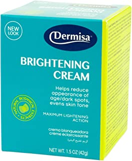 Dermisa Brightening Cream, 1.5 Ounce