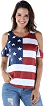 Easyhon Fourth of July T Shirt? Patriotic T-Shirt ?American Flag T Shirt? Independence Day Tee