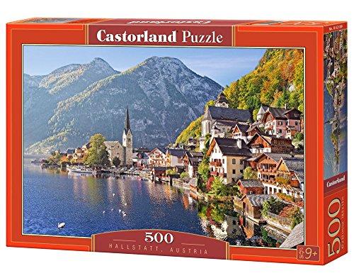 Castorland 52189 - Hallstatt, Austria - Puzzle De 500 Piezas