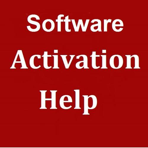 Software Activation Help