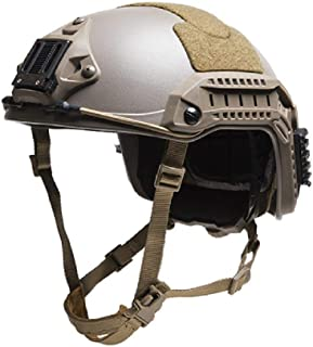 Image of Tactical Maritime Helmet Thick and Heavy Version Tactical Military Protective Helmet for Tactical Airsoft Hunting Free ping