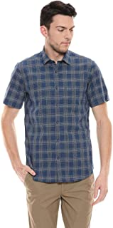Color Plus Mens Checked Casual Shirt