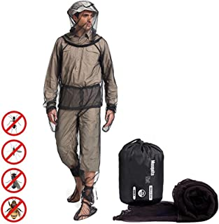KICCOLY Safari Clothes Bucket Hidden Net Mesh Protection from Insect Bug Bee Mosquito Gnats