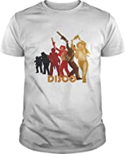 texas chainsaw massacre disco shirt