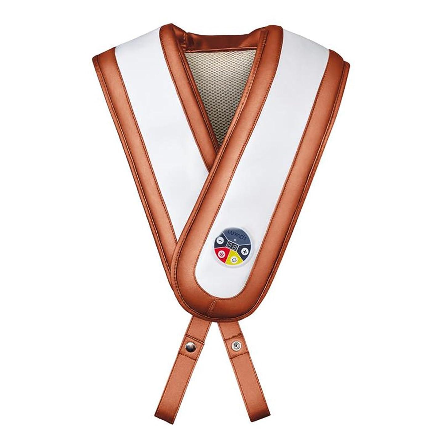 成功回転させるさておきMEIDUO マッサージャー 肩と首は、肩の首の肩のマッサージのショールを打つウエストの首と肩のハンマー 高齢者のための