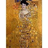 Wee Blue Coo Klimt Portrait Adele Bloch Bauer Unframed Wall