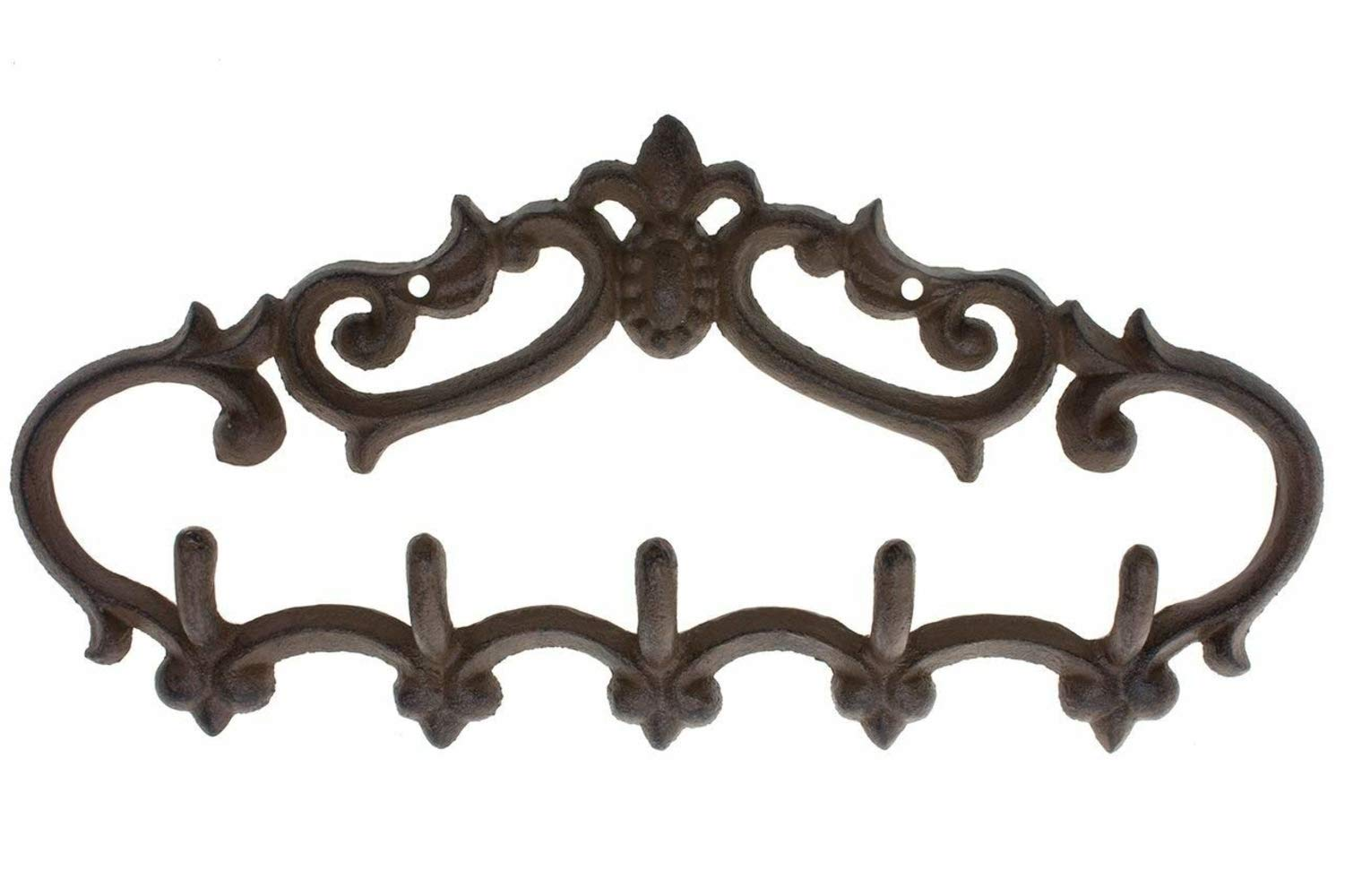 Victorian Wall Hooks Cast Iron Free Shipping H-61