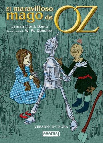 El maravilloso mago de Oz (Bolsillo Everest)