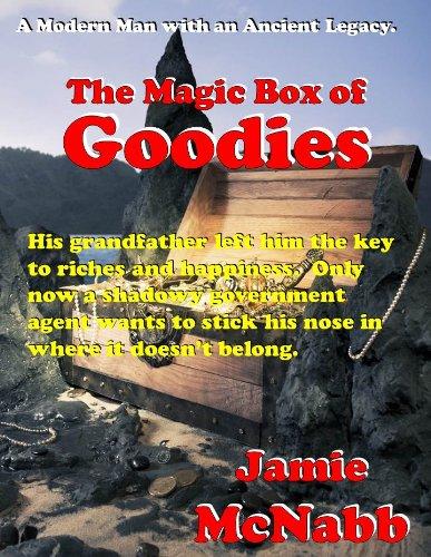 The Magic Box of Goodies (English Edition)