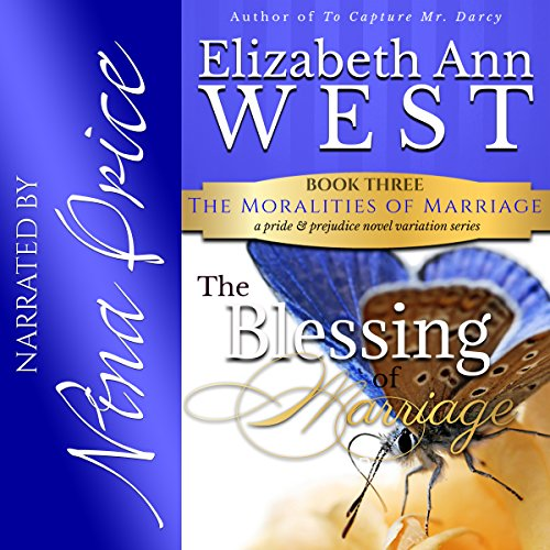 The Blessing of Marriage: A Pride and Prejudice Novel audiobook cover art