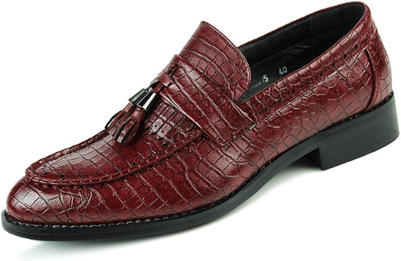 5cfeb13c9e6b Rouroumaoyi Casual shoes shoes shoes Men's Brogue shoes Fashion ...