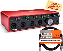 focusrite scarlett 18i8 driver windows 10