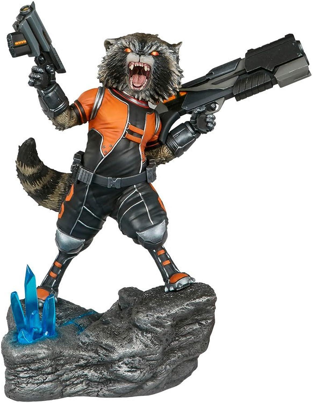 diseñador en linea Guardians Guardians Guardians of the Galaxy Premium Format Figura Rocket Raccoon 25 cm Sideshow  alto descuento