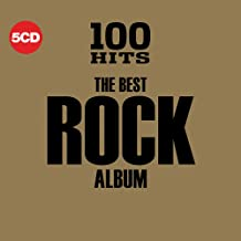 100 Hits-the Best Rock Album