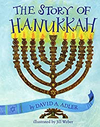 The Story of Hanukkah Children's Book