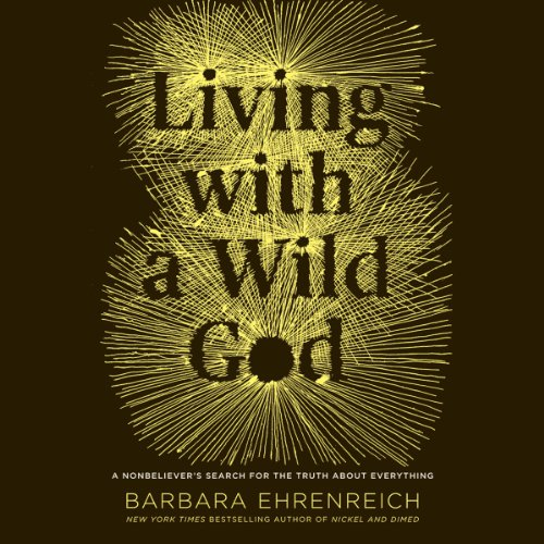 Living with a Wild God audiobook cover art