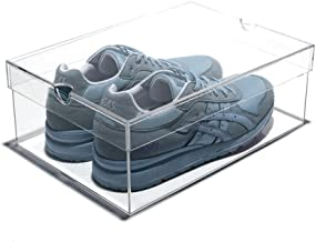 OnDisplay Luxury Acrylic Shoe Box - Large