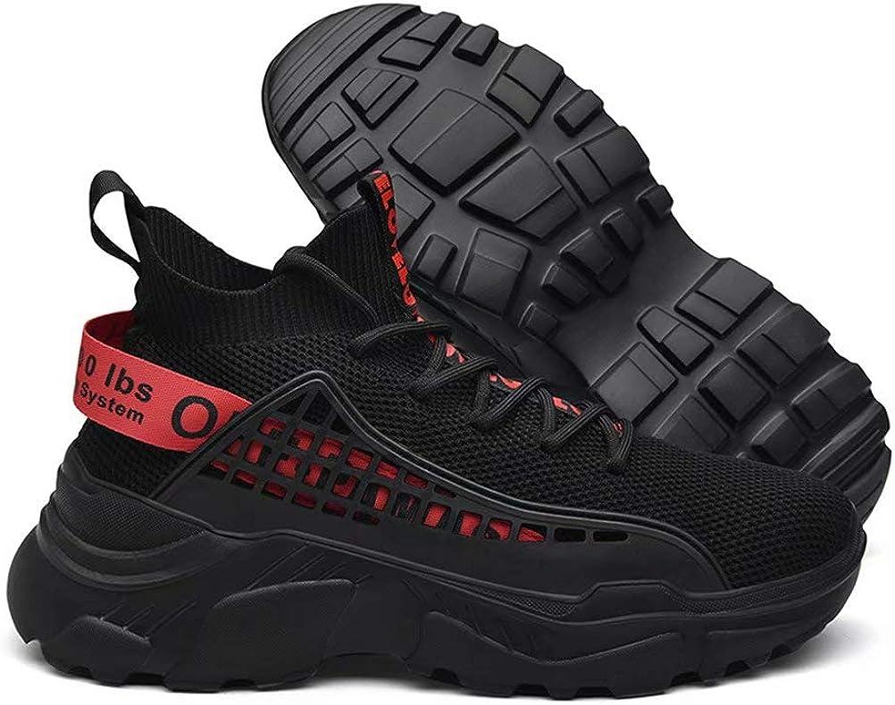 FUSHITON Turnschuhe Herren Sportschuhe Laufschuhe Joggingschuhe Sneakers Freizeit Schuhe Outdoor Stra/ßen Traillauf Fitnessschuhe