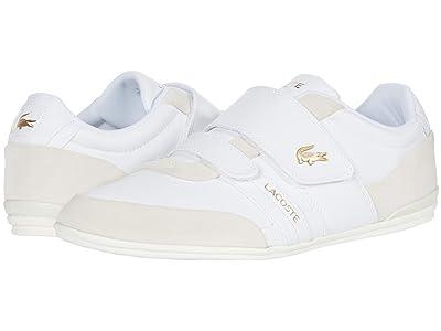 Lacoste Misano Strap 0320 1 (Off-White/White) Men