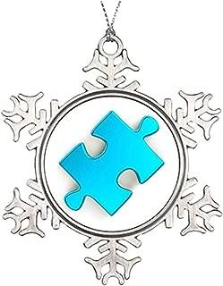 Best puzzle snowflake ornament Reviews
