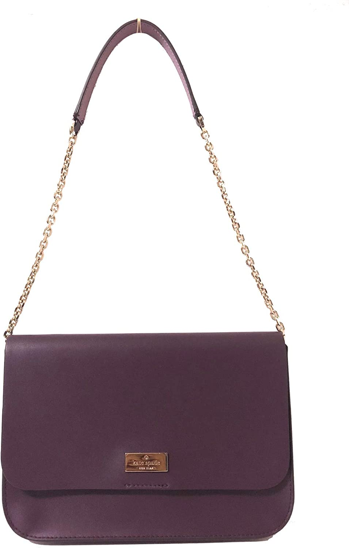 Kate Spade WKRU5202 Putnam 最安値 Drive Chain Bag S Shoulder 春の新作続々 Deep Plum