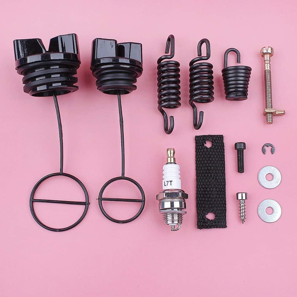 KENZAVO AV Buffer Shock Spring Set Fuel All items in the store 350 Partner Oil Now free shipping For 351