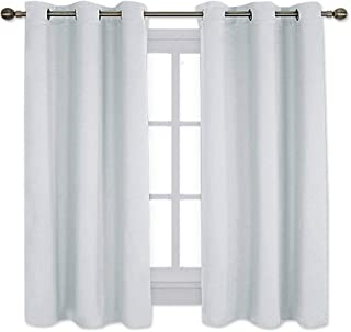 cheap short window curtains