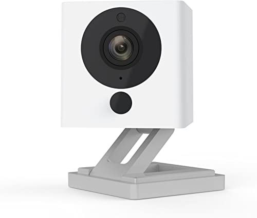 Wyze Cam 1080p HD Indoor WiFi Smart Home Camera with Night Vision, 2-Way Audio, Works with Alexa & the Google Assista...