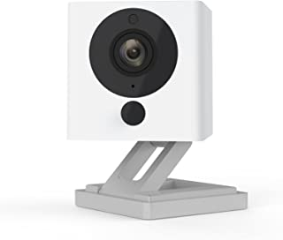 Wyze Cam Wireless Smart Home Security Camera | 1080p HD Indoor Night Vision Surveillance 2-Way Audio | Person Detection | ...