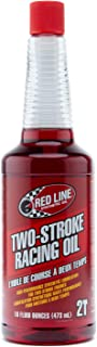 Red Line 40603 Two-Stroke Racing Oil - 16oz (40603)